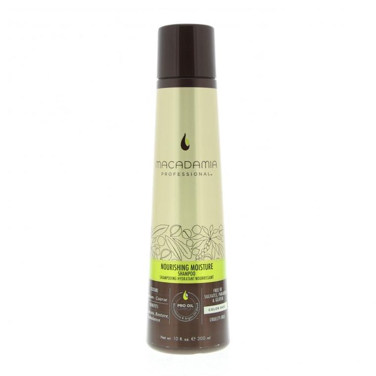Подхранващ и хидратиращ шампоан за коса - Macadamia Natural Oil Nourishing Moisture Shampoo — снимка N2