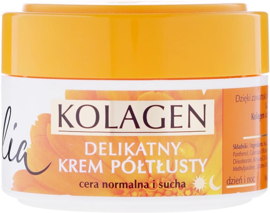 Крем за лице - Celia Collagen Soft Semi-Rich Face Cream