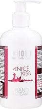Парфюмерия и Козметика Крем за ръце - Chiodo Pro Venice Kiss Hand Cream