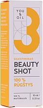 Парфюмерия и Козметика Озаряващ серум за лице - You & Oil Beauty Shot Acids / Lightening Face Serum