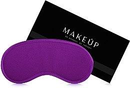 """Парфюми, Парфюмерия, козметика Маска за сън, лилава """"Classic"""" - MakeUp"""