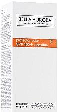 Парфюмерия и Козметика Слънцезащитен крем за лице - Bella Aurora Solar Protector Sensible SPF100+