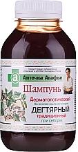 Парфюмерия и Козметика Шампоан за коса при себорея - Рецептите на баба Агафия