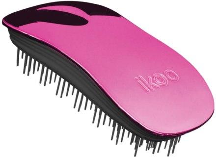 Четка за коса - Ikoo Home Cherry Metallic Brush — снимка N1