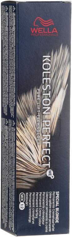 Боя за коса - Wella Professionals Koleston Perfect Me+ Special Blonde