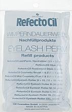 Парфюмерия и Козметика Самозалепващи ролки за ламиниране на мигли, XXL - RefectoCil
