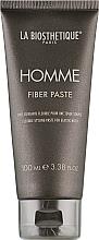 Парфюмерия и Козметика Стилизираща паста за коса - La Biosthetique Homme Fiber Paste