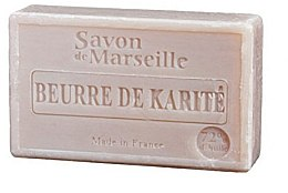 Парфюмерия и Козметика Натурален сапун с масло от ший - Le Chatelard 1802 Shea Butter Soap