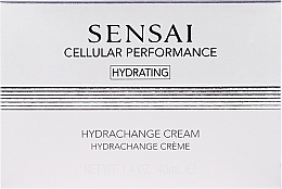 Парфюмерия и Козметика Крем за лице против бръчки - Kanebo Sensai Cellular Performance Hydrachange Cream