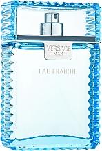 Парфюмерия и Козметика Versace Man Eau Fraiche - Парфюмен дезодорант