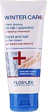 Парфюмерия и Козметика Зимен крем за ръце и нокти - Floslek Winter Care Hand And Nail Winter Cream