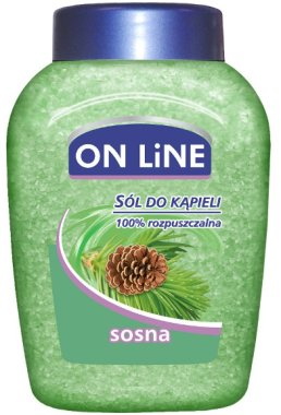 "Соли за крака ""Бор"" - On Line Pine Tree Bath Salt — снимка N1"