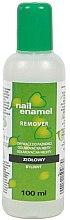 Парфюмерия и Козметика Лакочистител с екстракт от билки - Venita Herbal Green Nail Enamel Remover