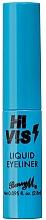 Парфюмерия и Козметика Течна очна линия - Barry M Hi Vis Neon Liquid Eyeliner