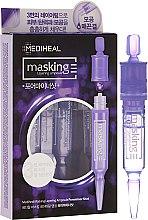 Парфюмерия и Козметика Ампули за лице - Mediheal Masking Layering Ampoule Poreminor Shot