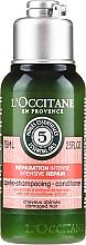 Парфюмерия и Козметика Възстановяващ балсам за коса - L'Occitane Aromachologie Intensive Repair Conditioner (мини)