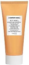 Парфюми, Парфюмерия, козметика Слънцезащитен крем за лице - Comfort Zone Sun Soul Face Extra Cream SPF 50+