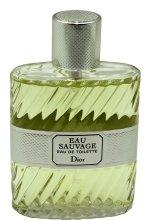 Парфюми, Парфюмерия, козметика Christian Dior Eau Sauvage - Тоалетна вода (тестер с капачка)