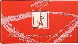 Парфюмерия и Козметика Charrier Parfums Top Ten - Комплект парфюмна вода (edp/5.2ml + edp/5.5ml + edp/5.5ml + edp/2.8ml + edp/5ml + edp/5.6ml + edp/5ml + edp/4.6ml + edp/5ml + edp/4.9ml)