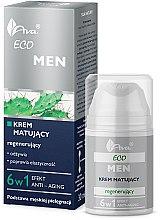Парфюмерия и Козметика Крем за след бръснене - Ava Laboratorium Eco Men Cream