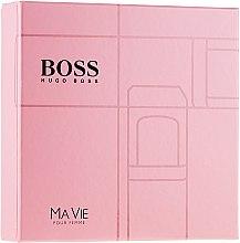Парфюми, Парфюмерия, козметика Hugo Boss Boss Ma Vie Pour Femme - Комплект (парф. вода/30ml + лосион за тяло/100/ml)