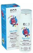 Парфюмерия и Козметика Детски крем за зоната на пелените - Eco Cosmetics Baby&Kids Nappy Cream
