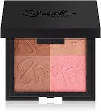 Парфюми, Парфюмерия, козметика Бронзант за лице - Sleek Makeup Bronze Block