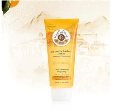 "Освежаващ душ гел ""Портокалово дърво"" - Roger & Gallet Bois D'Orange Shower Gel — снимка N2"