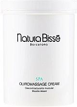 Парфюмерия и Козметика Масажен крем - Natura Bisse Spa Quiromassage Cream