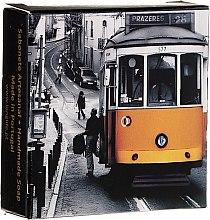 Парфюмерия и Козметика Натурален сапун - Essencias De Portugal Living Portugal Electrico De Lisboa Jasmine
