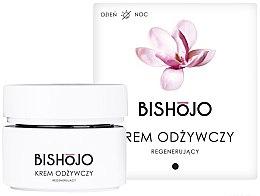 Парфюми, Парфюмерия, козметика Възстановяващ крем за лице - Bishojo