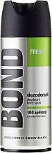 Парфюми, Парфюмерия, козметика Дезодорант - Bond Fresh Deo Spray