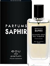 Парфюмерия и Козметика Saphir Parfums Excentric Man - Парфюмна вода