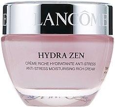 Парфюми, Парфюмерия, козметика Хидратиращ крем за суха кожа - Lancome Hydra Zen Dry Skin (тестер)