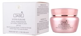 Парфюми, Парфюмерия, козметика Хидратиращ крем - Ga-De Hydra Sublime Royal Pomegranate SPF 20