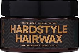 Парфюмерия и Козметика Восък за коса - Waterclouds Hardstyle Hairwax