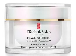Парфюми, Парфюмерия, козметика Овлажняващ крем за лице - Elizabeth Arden Flawless Future Moisture Cream SPF30