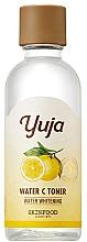 Парфюмерия и Козметика Тонер с витамин С - Skinfood Yuja Water C Toner