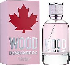 Dsquared2 Wood Pour Femme - Тоалетна вода — снимка N2