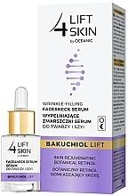 Парфюмерия и Козметика Серум против бръчки за лице и шия - Lift4Skin Bakuchiol Lift Wrinkle-Filling Face & Neck Serum