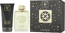 Парфюми, Парфюмерия, козметика Lalique Lalique Pour Homme Lion - Комплект (edp/125ml + sh/gel/150ml)
