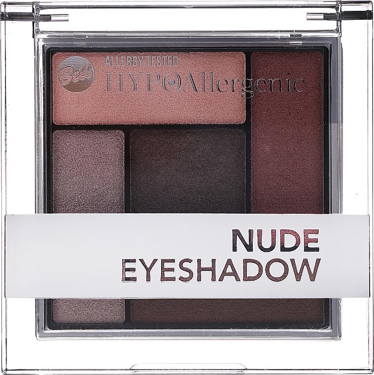 Хипоалергенни сенки за очи - Bell Hypoallergenic Nude Eyeshadow