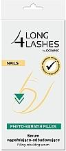 Парфюмерия и Козметика Серум за нокти - Long4Lashes Nails Phyto Keratin