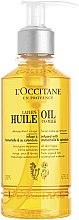 Парфюми, Парфюмерия, козметика Почистващо масло за лице - L'Occitane Oil-to-Milk Face Makeup Remover
