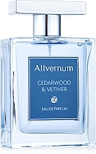 Парфюмерия и Козметика Allvernum Cedarwood & Vetiver - Парфюмна вода