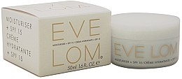 Парфюми, Парфюмерия, козметика Овлажняващ крем за лице SPF15 - Eve Lom Moisturiser Cream + SPF15