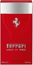 Парфюмерия и Козметика Ferrari Man in Red - Лосион за след бръснене