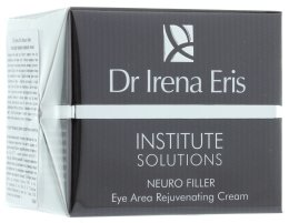 Парфюми, Парфюмерия, козметика Подмладяващ околоочен крем - Dr Irena Eris Institute Solutions Neuro Filler Eye Area Rejuvenating Cream