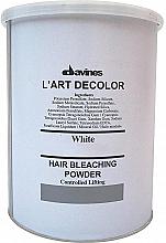 Парфюмерия и Козметика Озаряваща пудра за лице - Davines L'Art Decolor Bleaching Powder