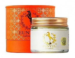 Парфюмерия и Козметика Антистареещ крем за лице с конска мас - Eunyul Horse Oil Cream